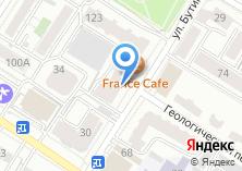 Компания «Кабинет здорового питомца» на карте