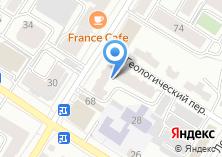 Компания «Универсал Лифт» на карте