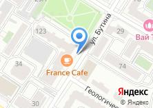 Компания «Октант» на карте