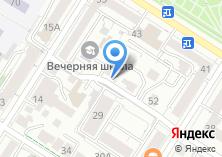 Компания «Краевая ДЮСШ» на карте