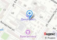 Компания «ЭНЕРГОАУДИТКОНТРОЛЬ» на карте