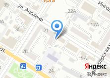 Компания «Агенты-Л» на карте
