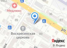 Компания «Дон-Кихот» на карте