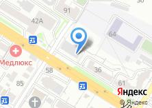 Компания «Строящееся административное здание по ул. 9 Января» на карте