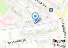 Компания «Vip Style» на карте