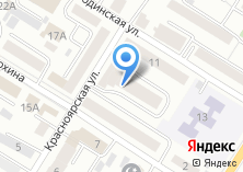Компания «ЭнКом» на карте