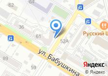 Компания «ВВК» на карте