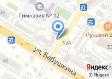 Компания «Центр релаксации» на карте