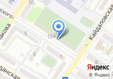 Компания «ЗабМастер» на карте