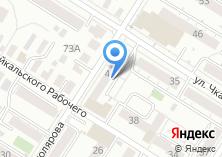 Компания «Папа Карло» на карте