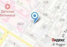 Компания «Эксперт Логистик» на карте
