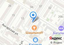 Компания «ЖЭУ №6» на карте