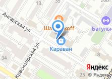 Компания «Центр материально-технического снабжения» на карте