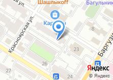 Компания «Бюро добрых услуг» на карте