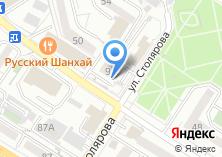 Компания «Гостехнадзор» на карте