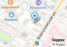 Компания «Среднее специальное училище (техникум) олимпийского резерва Забайкальского края» на карте
