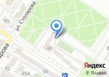 Компания «Региональная Сибирская Торговая Компания» на карте