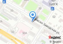 Компания «ФЕДЕРАЦИЯ УШУ Г.ЧИТА» на карте