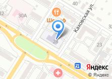 Компания «Забайкальская федерация Киокусинкай каратэ» на карте