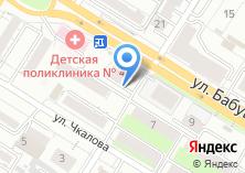 Компания «Управление Федеральной службы судебных приставов РФ по Забайкальскому краю» на карте