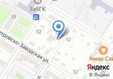 Компания «Rek`Ю» на карте