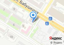Компания «Отдел военного комиссариата Забайкальского края по Читинскому району» на карте