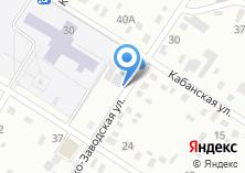 Компания «Brillince» на карте