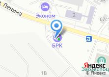 Компания «АЗС БРК» на карте