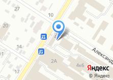 Компания «Каштак» на карте