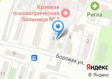 Компания «Самир» на карте