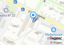 Компания «Хэргу» на карте