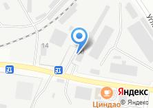 Компания «Томские мебельные фасады торговая компания» на карте