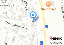 Компания «Строящийся жилой дом по ул. Центральная (Плодопитомник)» на карте