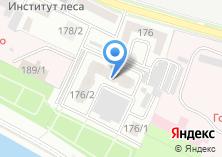 Компания «Строящийся жилой дом по ул. Ленина» на карте