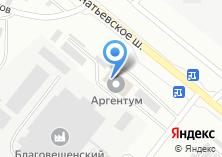 Компания «АмурМеталлТорг» на карте