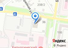 Компания «Сандал столярный цех» на карте