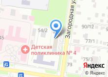 Компания «Отдел полиции №1» на карте