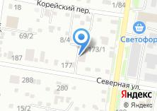 Компания «МИМ» на карте