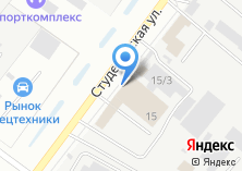 Компания «Холодильщик» на карте
