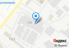 Компания «РТД» на карте