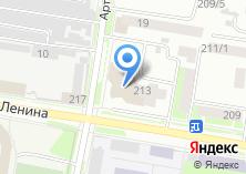 Компания «Мамина радость 28» на карте