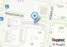 Компания «Тракт-Благовещенск» на карте