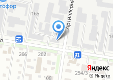 Компания «Пантеон» на карте