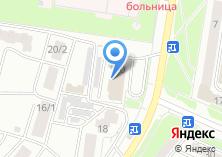 Компания «Управление пенсионного фонда РФ по г. Благовещенску» на карте