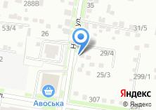 Компания «Магазин автоэмалей» на карте