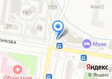 Компания «АЗС Маршрут» на карте
