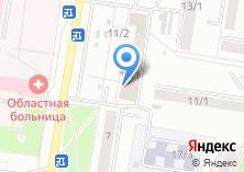 Компания «Золотой ломбард+» на карте