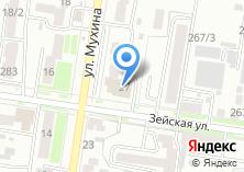 Компания «Электросеть» на карте
