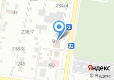 Компания «КерамоСтиль» на карте
