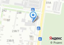 Компания «Дизайн Неба» на карте